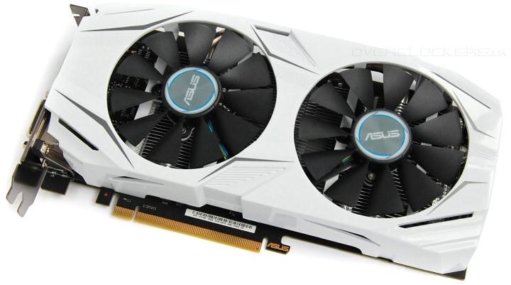 Видеокарта ASUS GeForce GTX1060 3GB (EX-GTX1060-O36G)