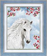 """Набор для вышивания """"Красивая лошадь (Beautiful horse)"""" EXPRESSIONS ex1152"""