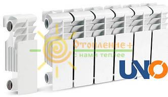 Биметаллический радиатор Uno Cento 200x96 Италия