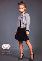 Школьная юбка Baby Angel арт 682 черная