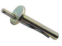 ТДН 6х40 Дюбель металлический анкерный для подвесных потолков Bierbach (Бирбах) 100шт/уп