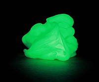 Светящийся Зеленый Хендгам 50г, загадочный умный пластилин