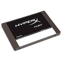 SSD-диск Kingston HyperX Fury 120GB 2.5 (SHFS37A/120G)