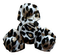 Спиннер Tri Fidget (детский, леопард) Игрушка антистресс