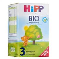 HIPP BIO FOLGEMILCH 3 - ПОСЛЕДУЮЩАЯ ЧАСТИЧНО АДАПТИРОВАННАЯ МОЛОЧНАЯ СМЕСЬ С 10. МЕСЯЦА, 6