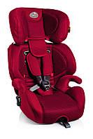 Детское автокресло Gio Plus Fix группа 1-2-3; от 1 до 12 лет; 9-36 кг ТМ BELLELLI Красный 01GIP044IFBBY