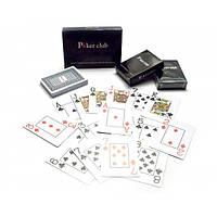 Покерные карты, покер, покер фишки