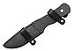 Чехол для нескладного ножа, телячья кожа 2386 M (ПОВОРОТНЫЙ), фото 2