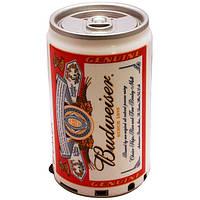 MP3 плеер в виде банки пива «Budweiser»