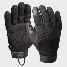 Перчатки US Model - чёрные