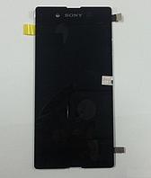 Оригинальный дисплей (модуль) + тачскрин (сенсор) для Sony Xperia E3 D2202 D2203 D2206 D2212 D2243 (черный)