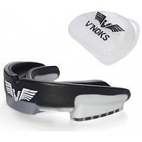 Капа боксерская VNoks 3D Gel Aria Black