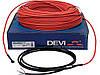 Нагревательный кабель DEVIflex™ 18T 74 м., 8,88 м.кв., фото 3