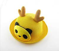 Шляпа детская для мальчика и девочки