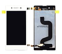 Оригинальный дисплей (модуль) + тачскрин (сенсор) для Sony Xperia E3 D2202 D2203 D2206 D2212 D2243 (белый)