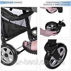 Детская коляска M 3409-4, фото 3
