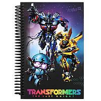 """Блокнот детский Kite TF17-221 """"Transformers"""", 80 листов (Y)"""