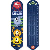 "Закладки 2D 705826 ""Monsters"""