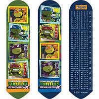 """Закладки 2D 705813 """"Ninja Turtles"""""""