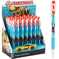 """Ручка TF17-033 """"Transformers"""", синий, 28 шт. в упаковке (Y)"""