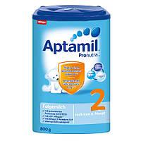 Aptamil 2  Pronutra (Nutrilon) детская смесь 800гр