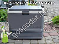 Большой вместительный автомобильный холодильник 45 литров бу из Германии, фото 1
