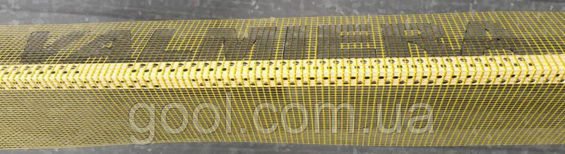 Уголок ПВХ с сеткой 10х10 см. Valmiera длина 2,5 м.п