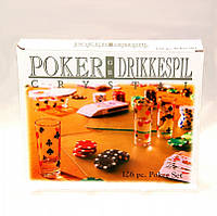 Набор для покера на 120 фишек 30*30*16см