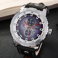 Часы мужские наручные Curren Denver black-silver