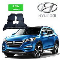 Автоковрики EVA для Hyundai Tucson