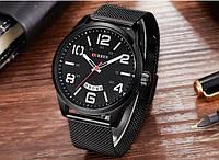 Часы мужские Curren LeRoy black-black