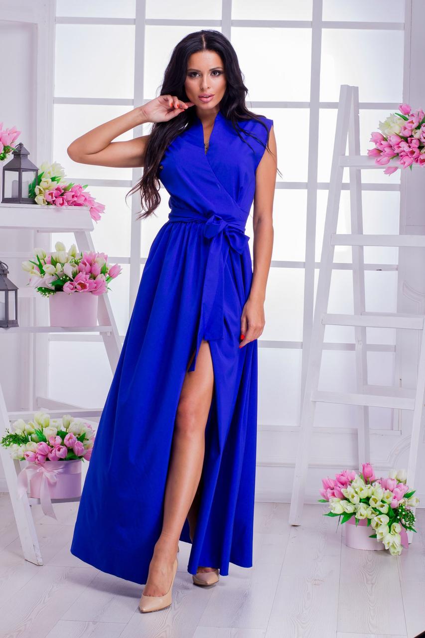Длинное платье 3528