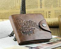 Мужской кошелек, портмоне, бумажник Bailini