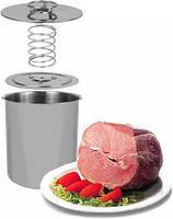 Ветчинница на 1.5 кг + термометр и  пакеты для мяса