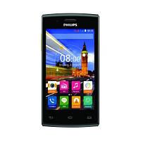Смартфон Philips Xenium S307 Black Yellow