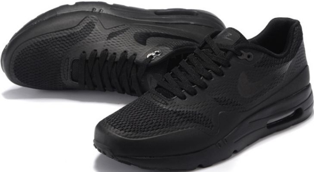 meet 6dc9f 7463f Кроссовки мужские Nike Air Max 87 Hyperfuse All Black