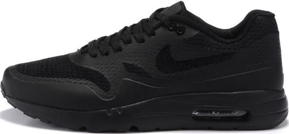 new style c8074 20d5e ... Кроссовки мужские Nike Air Max 87 Hyperfuse All Black , фото 3 ...