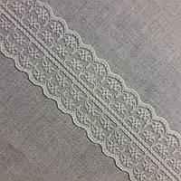 Кружево гипюр Нежность айвори, 4,8 см, фото 1