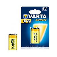 Varta Krona (6LR61) Superlife 1шт (02022101301)