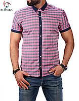 Стильная клетчатая рубашка, фото 1