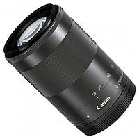 Об'єктив Canon EF-M 55-200mm f/4.5-6.3 IS STM Black
