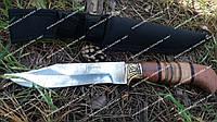 Нож туристический Леопард.