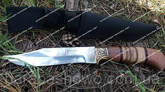 Нож туристический Леопард