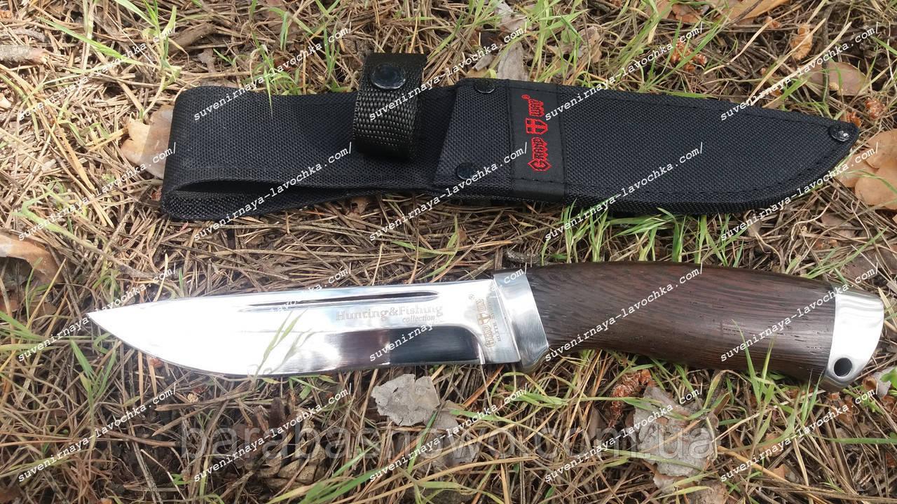 """Надежный охотничий нож """"Хищник"""". 2290 VWP"""