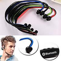 Беспроводные наушники с функцией Bluetooth + TF, Music Talking