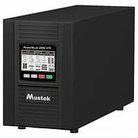 ИБП Mustek PowerMust 2016 Online LCD (98-ONC-X2016)