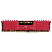 ОЗУ Corsair DDR4 8GB 2666Mhz Vengeance LPX Red (CMK8GX4M1A2666C16R)