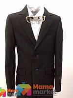 Школьный костюм для мальчика Lilus 217/2, цвет черный