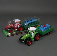 Игрушечный трактор для детей