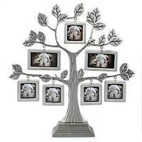 Фоторамка в виде дерева на 7 фотографий, подарок для мужчины